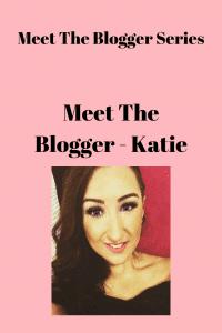 meet the blogger katie